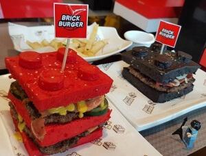 легобургер