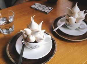 кофе с безе