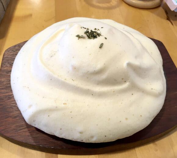 рисовый омлет