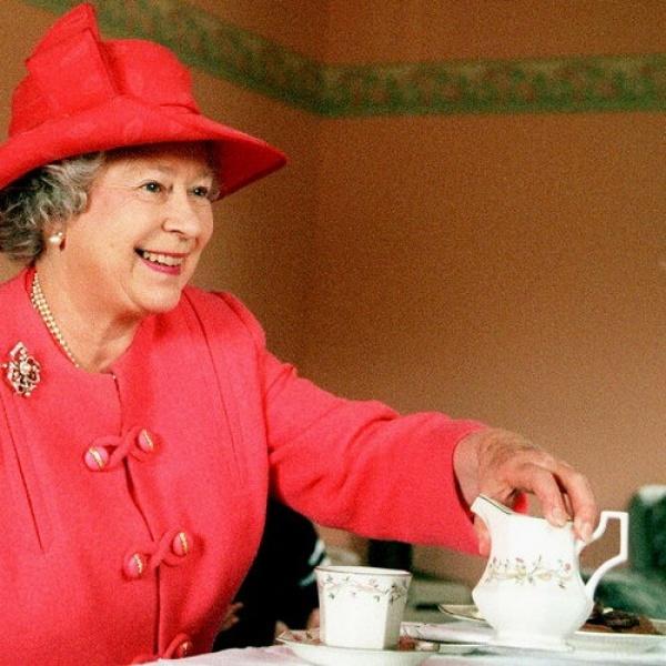 Как и чем питается Королева Елизавета II